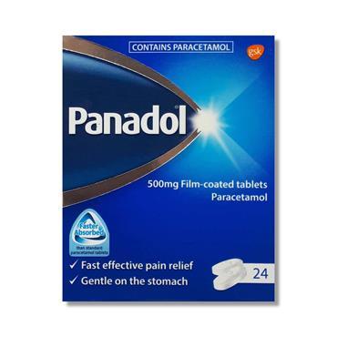 Panadol 24 Tablets