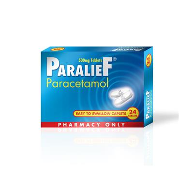 Paralief Paracetamol 24 Pack