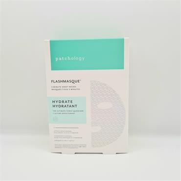 Patchology Flashmasque - Hydrate - 4 Pack