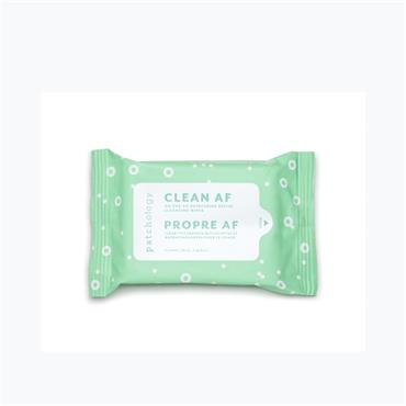 Patchology Clean AF - Refreshing Facial Cleansing Wipes