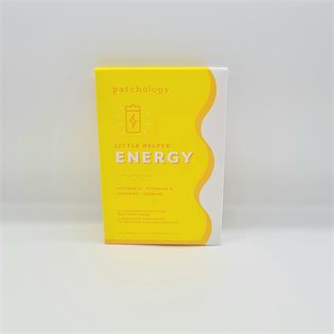 Patchology Little Helper Energy 6 Strips