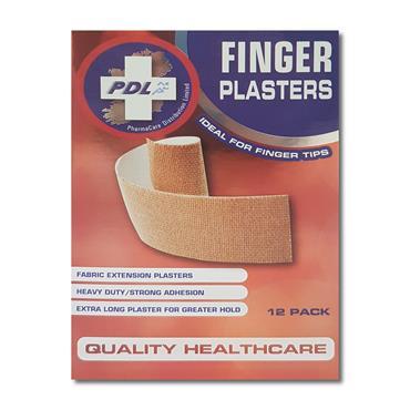 Pharmacare Finger Plasters