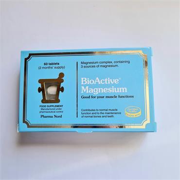 Pharma Nord Bio Active Magnesium - 200mg - 60 Tablets