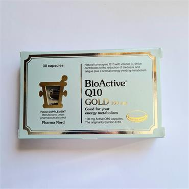 Pharma Nord Bio Active Q10 Gold - 100mg - 30 Tablets