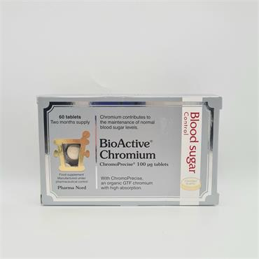 Pharmanord BioActive Chromium - 60 Tablets