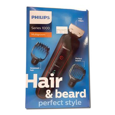 Philips Series 1000 Multigroom - Hair Clippers