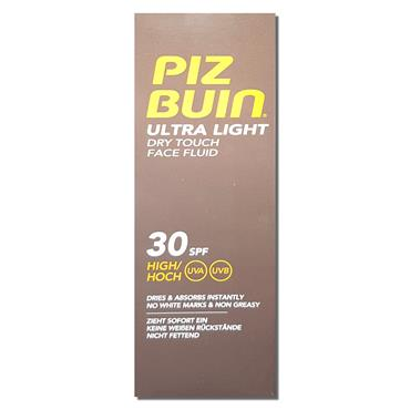 Piz Buin Ultra Light 30 SPF 50ml