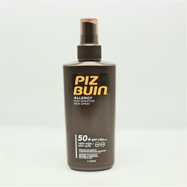 Piz Buin Allergy Skin Spray SPF 50