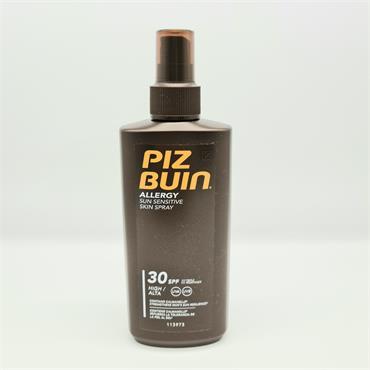 Piz Buin Allergy Skin Spray SPF 30