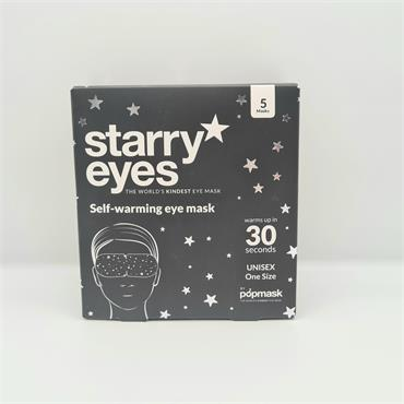 Starry Eyes Self Warming Eye Mask - 5 Masks