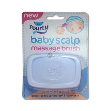 Pourty Baby Scalp Massage Brush