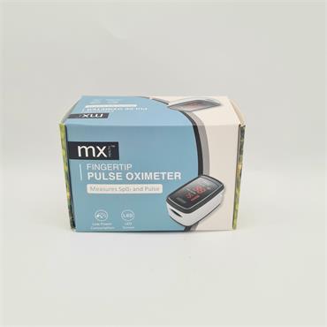 MX Health Fingertip Pulse Oximeter
