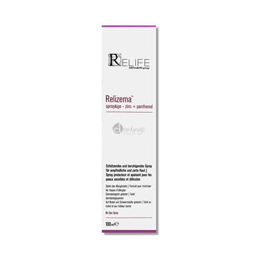 Relife Relizema Spray&Go - Zinc + Panthenol
