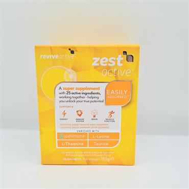 Revive Zest Active - 30 Sachets