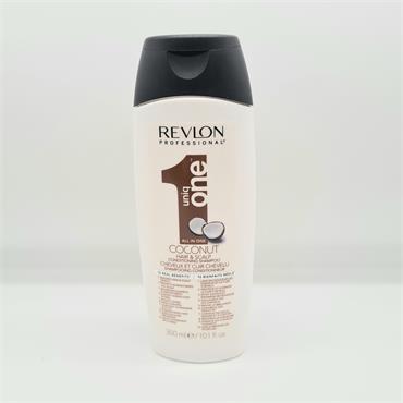 Revlon Uniq One Shampoo - Coconut 300ml