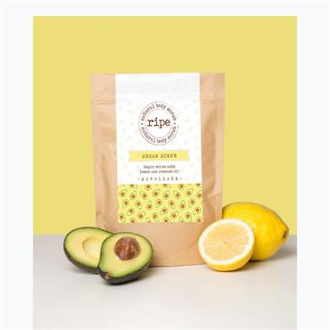 Ripe Sugar Scrub with Lemon and Avacado Oil