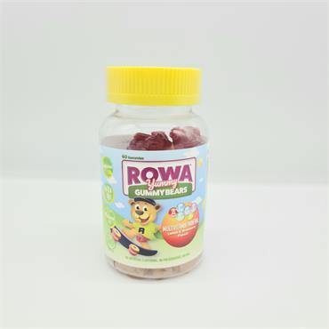 Rowa Yummy Gummy Bears - Multivitamin/Mineral