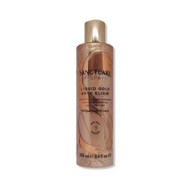 Sanctuary Spa Liquid Gold Bath Elixir
