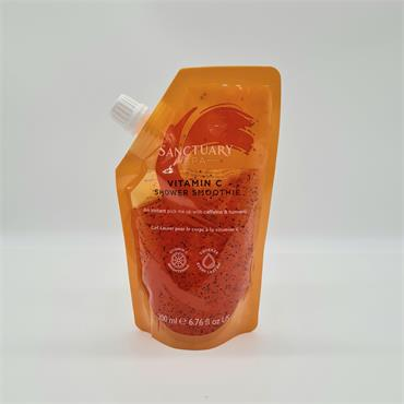 Vitamin C Shower Smoothie with Caffeine and Tumeric 200ml