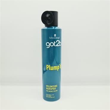 Got2b Plump'd Volumising Hairspray