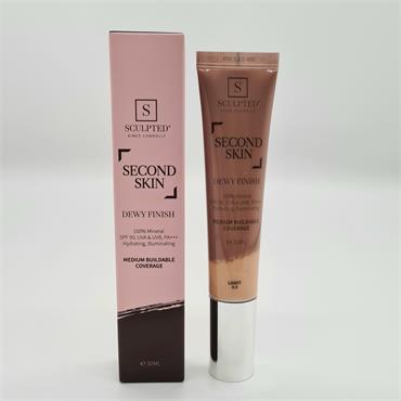 Sculpted Second Skin - Dewy Finish - Light 3.0 - SPF50 - 32ML