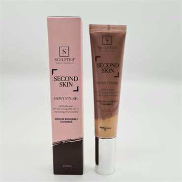 Sculpted Second Skin - Dewy Finish - Medium Plus 4.5 - SPF50 - 32ML