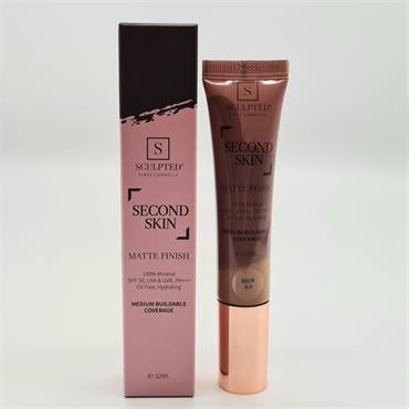 Sculpted Second Skin - Matte Finish - Rich 6.0 - SPF50 - 32ML