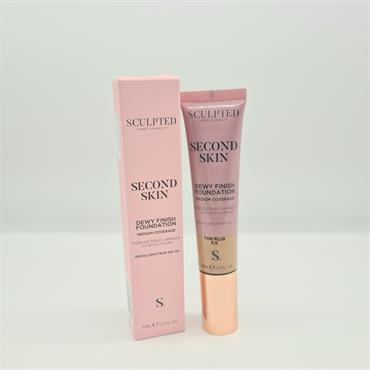 Sculpted Second Skin - Dewy Finish - Tan Plus 5.5 - SPF50 - 32ML