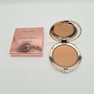 Sculpted Cream Luxe Cream Bronzer Light/Medium