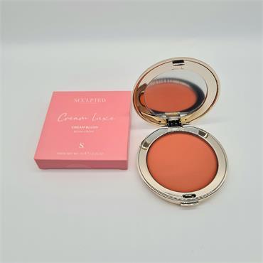 Sculpted Cream Luxe Cream Blush Peach Pop