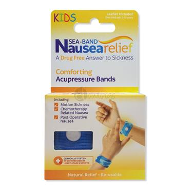 Sea-Band Kids Nausea Relief
