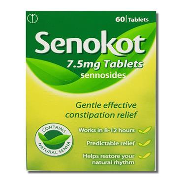 Senokot Tablets 60S P
