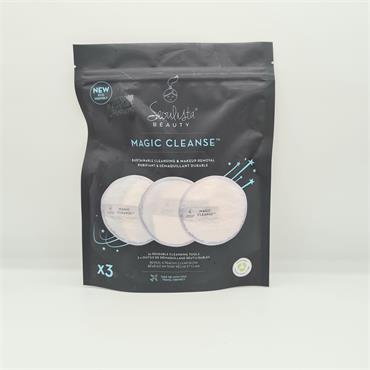 Seoulista Beauty Magic Cleanse - 3 Reusable Cleansing Pads