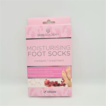 Skinacademy Moisturising Foot Socks
