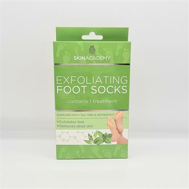 Skinacademy Exfoliating Foot Socks