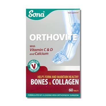 Sona Orthovite with Vitamin C & D and Calcium