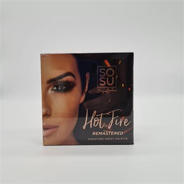 Hot Fire Palette Remastered - Smokey Palette