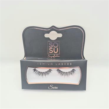 Sosu False Eye Lashes - Sara