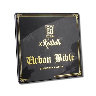 Keilidh Urban Bible Palette - 16 Shades