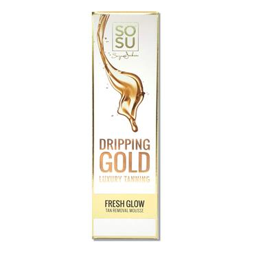 SOSU Dripping Gold Fresh Glow Tan Removal Mousse