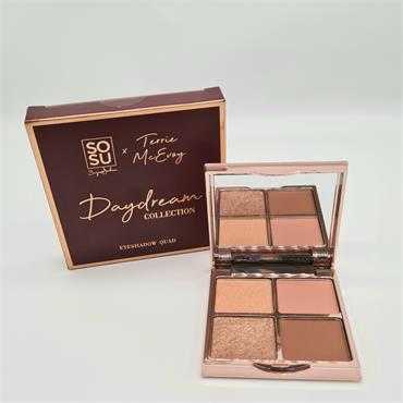 Sosu Terri McEvoy Daydream Collection - Eyeshadow Quad