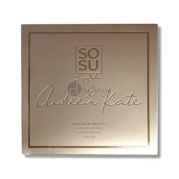 SOSU Aideen Kate - Face & Eye Palette