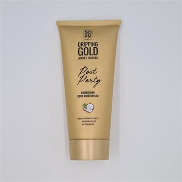 Dripping Gold Post Party Nourishing Moisturiser 200ml
