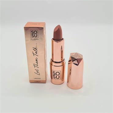 Sosu Let Them Talk Lipstick - I Like It