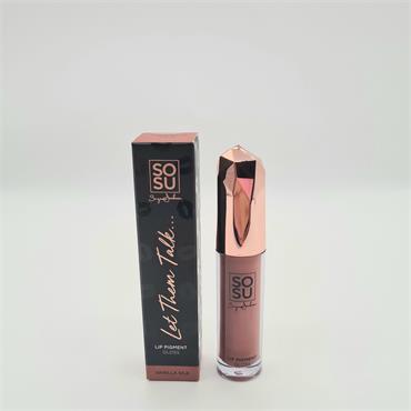 Let Them talk Lip Pigment Gloss - Vanilla Silk