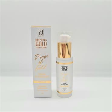 Sosu Drops Of Gold Hydrating Self-Tanning Drops 30ml