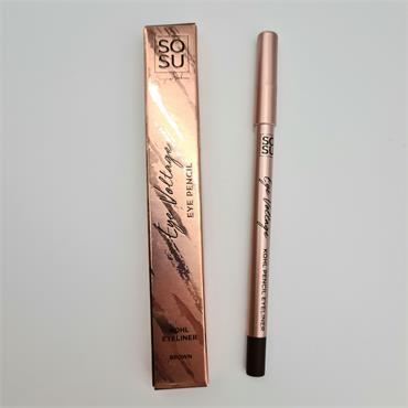 Sosu Eye Voltage Eye Pencil - Kohl Eyeliner -  Brown