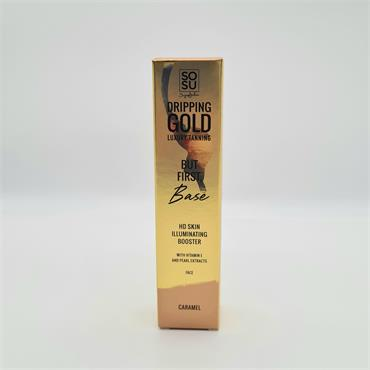 Dripping Gold But First Base Caramel 30ml