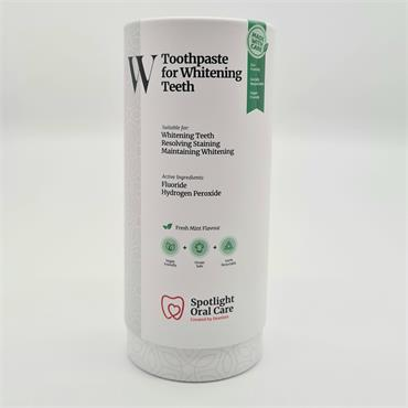 Toothpaste for Whitening Teeth - 100ml - Made in Ireland
