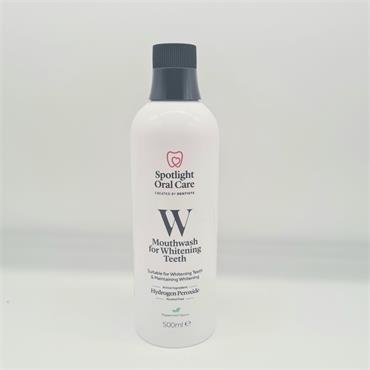 Spotlight Mouthwash for Whitening Teeth - 500ml